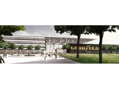 Goodyear Selects Development Partners for new Global Innovation Center and offices at the Luxembourg