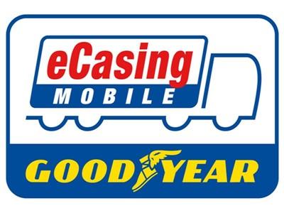 Goodyear vyvinul mobilní aplikaci eCasing Mobile pro lepší management protektorů