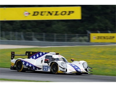 France beckons Dunlop's ELMS teams after summer break