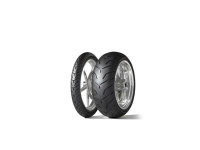 Dunlop slaví: jako originální výbavu již pro Harley Davidson dodal deset milionů pneumatik