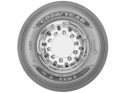 Goodyear uvádza na trh pneumatiky KMAX pre nízkoložné návesy