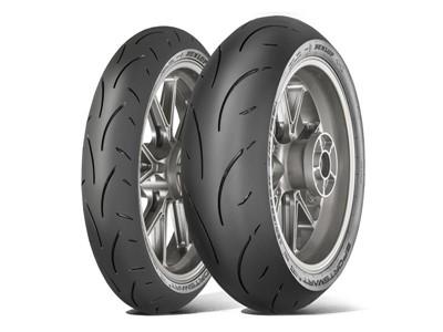Nová pneumatika Dunlop SportSmart2 Max si odniesla víťazstvo v teste životnosti časopisu Motorrad