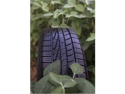 Goodyear Using Soybean Oil-Based Rubber in Tires