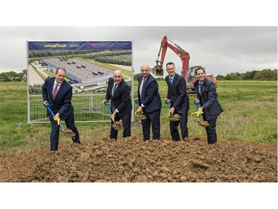 Goodyear costruirà in Lussemburgo un nuovo impianto di produzione di pneumatici automatizzato