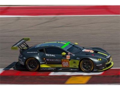 WEC Wins for Aston Martin Racing and Signatech Alpine Matmut in the USA