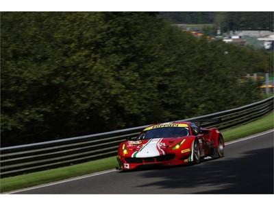 #51 Spirit of Race Ferrari