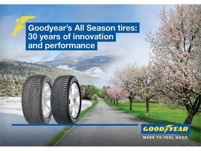 Goodyear Vector 4Seasons Gen-2 Product press Kit