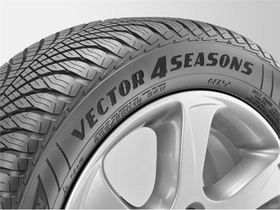 Il TÜV evidenzia le prestazioni eccezionali su neve e bagnato del Goodyear Vector 4Seasons