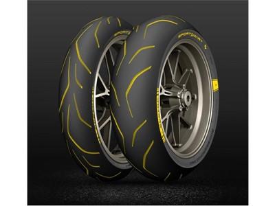 Dunlop presenta il nuovo SportSmart TT, il pneumatico dalla doppia anima