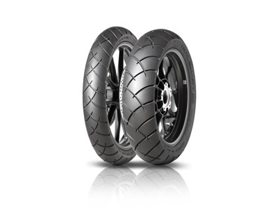 Dunlop uvádí na trh TrailSmart Max, nástupce pětihvězdičkové řady TrailSmart