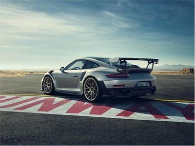 Porsche schválilo pneumatiky Dunlop Sport Maxx Race 2 pro nový model 911 GT2 RS