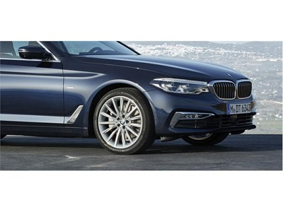 Goodyear and Dunlop Summer and Winter tires chosen  as OE fitments