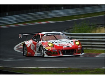 Top Porsche team switches to Dunlop