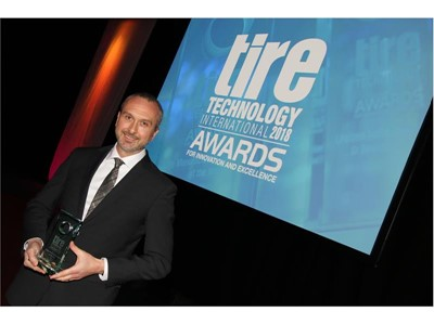 La tecnologia Goodyear basata sull'olio di semi di soia vince il premio 'Environmental Achievement of the Year'