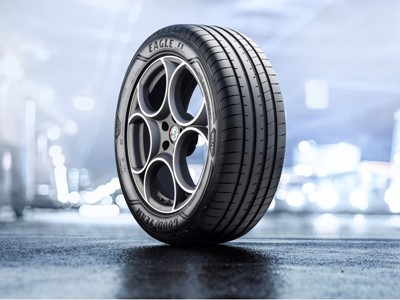 Goodyear introduces the new Eagle F1 Asymmetric 3 SUV, an Ultra-High-Performance tire for SUVs