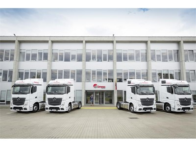 Girteka Logistics Chooses Goodyear