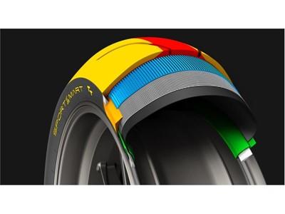 Dunlop SportSmart TT, víťazné pretekárske technológie pre okruh i na cestu