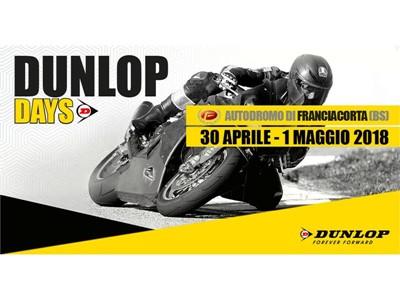Tornano i Dunlop Days!