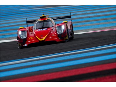 18th Consecutive Dunlop ELMS win at Le Castellet's Paul Ricard circuit