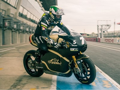 Dunlop chosen for Saroléa Electric Endurance Project