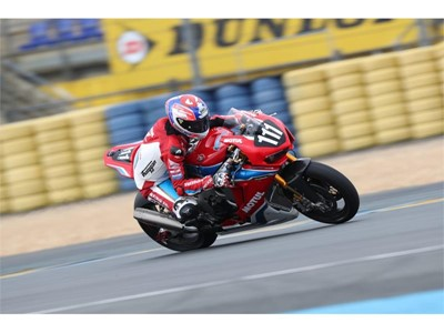 Honda Endurance Racing recovering to second place