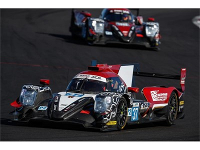 Super Season opener at Spa brings first race for Dunlop WEC teams