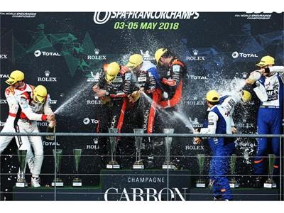 Dunlop takes 50th LMP2 WEC victory at WEC Super Season opener