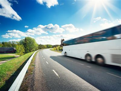 Goodyear Advises Coach Operators as Vacation Season Hots Up