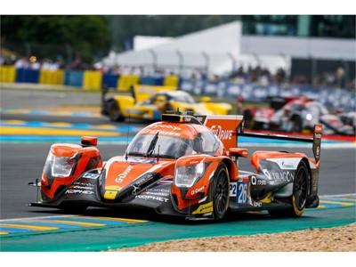 G-Drive Racing: 2018 Le Mans