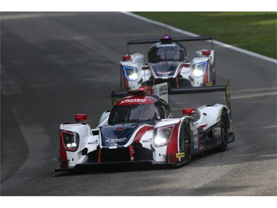 United Autosports Ligiers