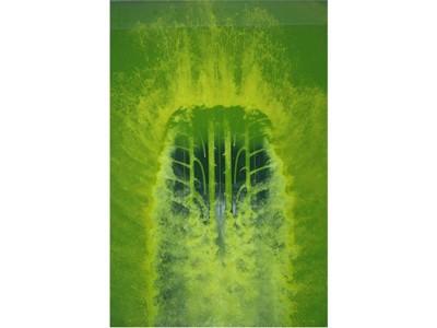 Zimní pneumatiky při bouřce výrazně zvyšují riziko aquaplaningu