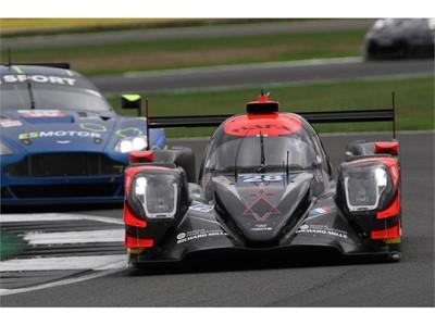 TDS Racing Oreca at Silverstone