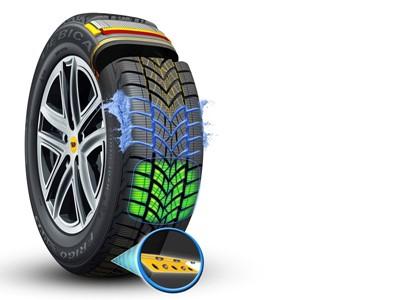 Dębica launches Frigo SUV2, the new SUV tire for all winter conditions