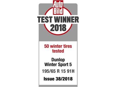 Auto Bild Dunlop_Test winner