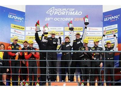 Proton Competition Porsche wins European Le Mans Series GTE championship on Dunlop tyres