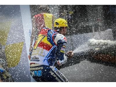 Jorge Martin Moto3 World Champion