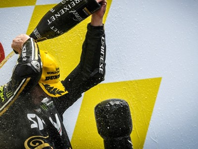 Francesco Bagnaia Moto2 World Champion