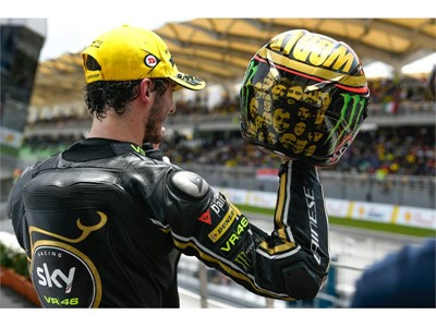 Bagnaia and Martin join the Dunlop World Champions 'Hall of Fame'