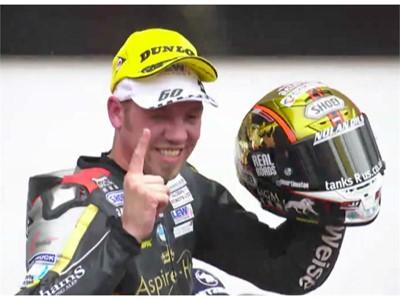 Un weekend all'insegna della passione per la pista con Dunlop e le grandi prestazioni di Migno e Hickman