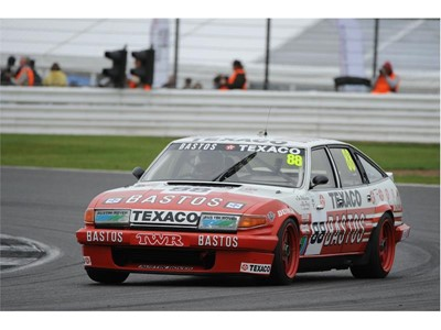 The TWR Rover Vitesse was a star of 1980s BTCC and European Touring Car Racing