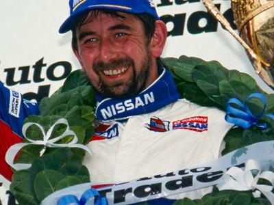 David Leslie - star of F3, World Sportscar racing and the Super Touring era of BTCC