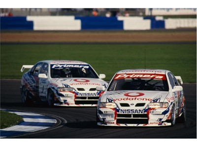 Touring Car legends honoured in Dunlop Saloon Car Cup