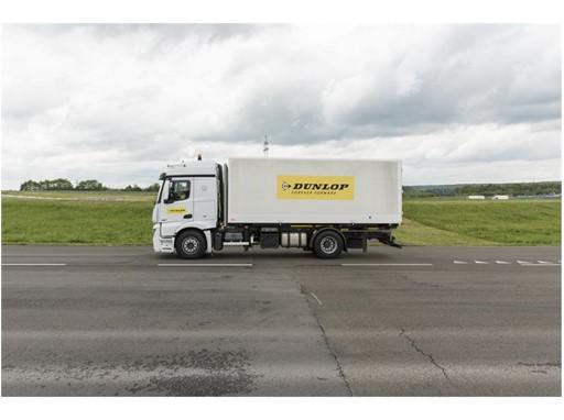 Dunlop Test Truck