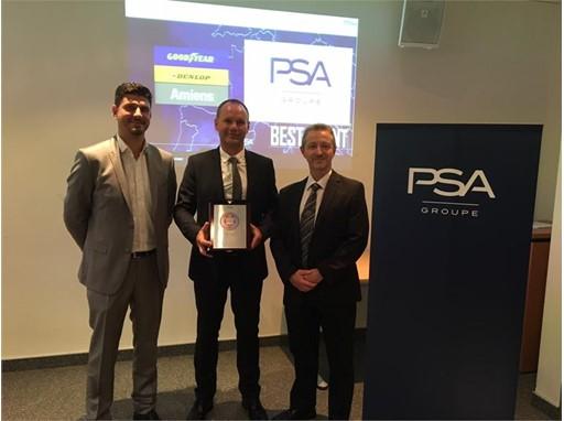 Goodyear-PSA Award