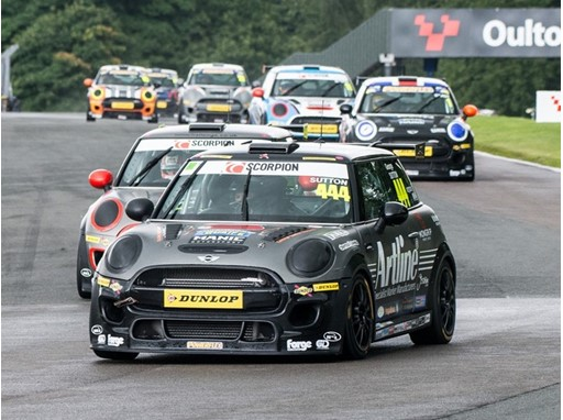 MINI Challenge - a stepping stone to the Dunlop MSA British Touring Car Championship
