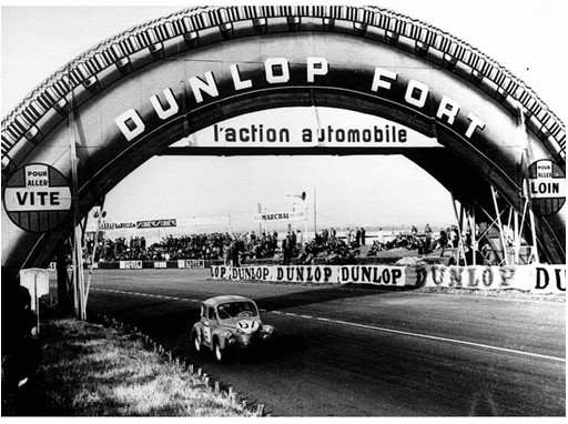 Dunlop, with 130 years of racing heritage, predicts a bright future for historic racing