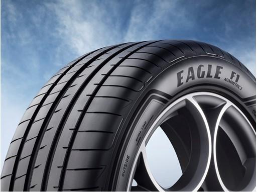 Eagle F1 Asymmetric 3 SUV - Beauty shots (2)