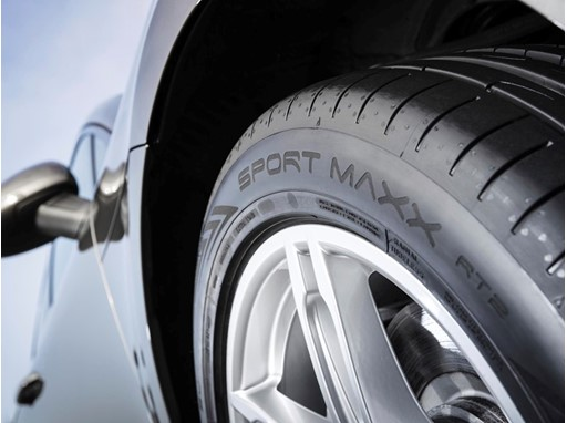 Dunlop sport Maxx RT 2 SUV - Beauty shot (6)