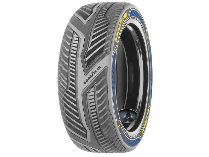 Goodyear Newsroom : Goodyear showcases concept tire with ...