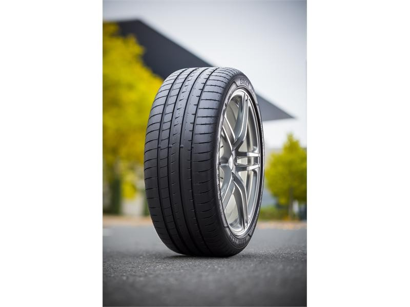 New Goodyear Ultra-High Performance Tire <b>Eagle F1 Asymmetric 3</b>
